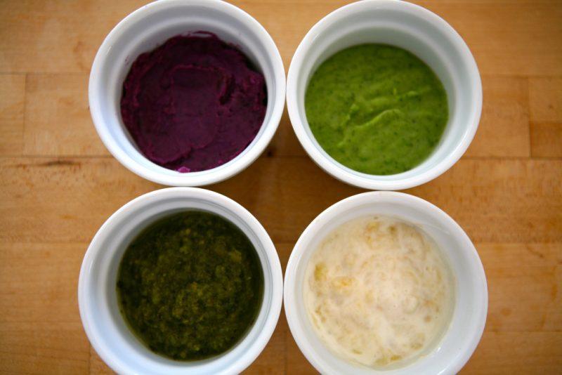 sbattitore elettrico ricette omogeneizzati homemade